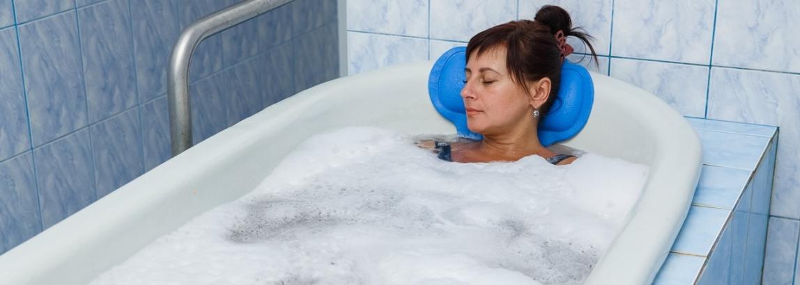 Розмариновые ванны