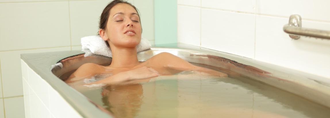 Каштановые ванны