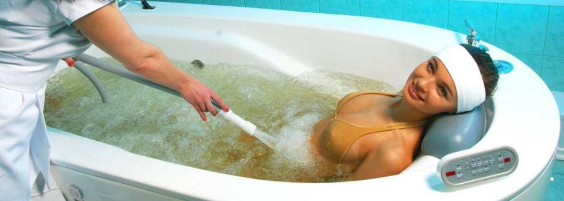 Серные ванны